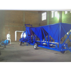 Оборудование для производства бетона и асфальта