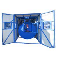 Персональная АЗС Ведомственная мини азс в контейнере (КАЗС)